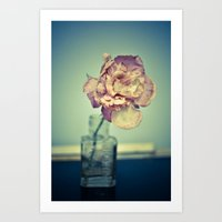 Pretty Flower 1 Art Print