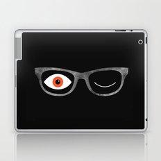 Space Specs Laptop & iPad Skin