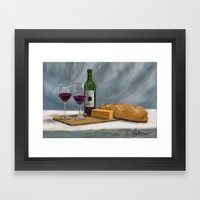 Refreshment DP151104-14 Framed Art Print