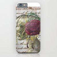 iPhone & iPod Case featuring Ambiguous Idol by Jeska van Detta