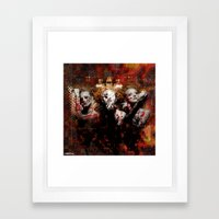 hecate Framed Art Print