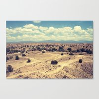 New Mexico 4 Canvas Print