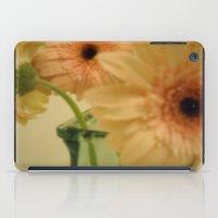 baby-pink daisy-petals ~ flowers iPad Case