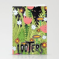 LOOTERS Stationery Cards