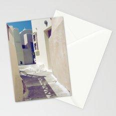 Santorini Walkway II Stationery Cards