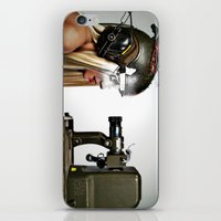 Master and Servent iPhone & iPod Skin