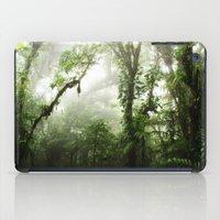 Cloud Forest iPad Case