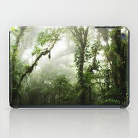 Cloud Forest iPad Case