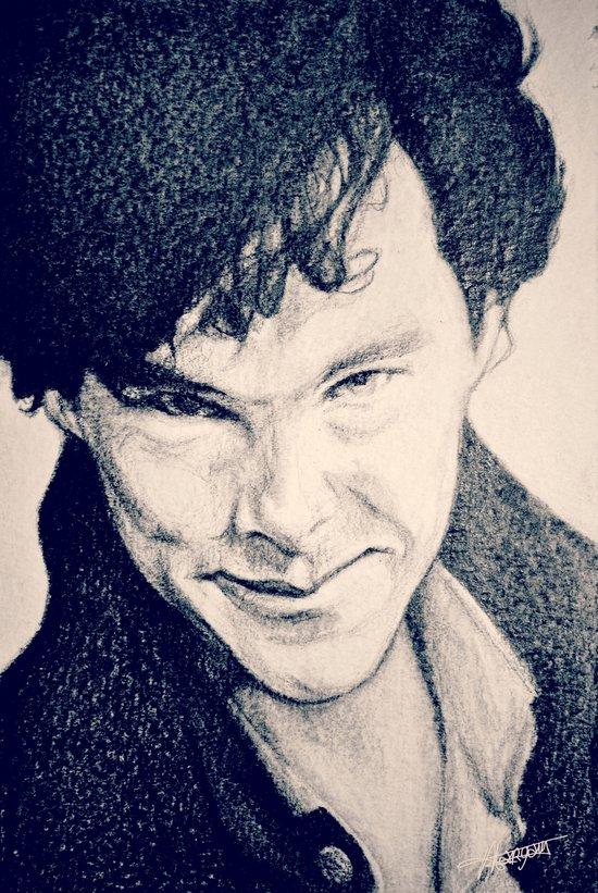 Sherlock - THE EMPTY HEARSE Art Print