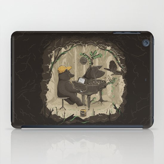Forestal Sounds iPad Case