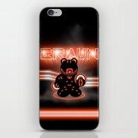 BRAUN - The Bearginning iPhone & iPod Skin