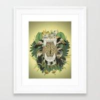 The Island of Dr. Moreau Framed Art Print