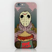 iPhone & iPod Case featuring Friday The 14th by Davel F. Hamue