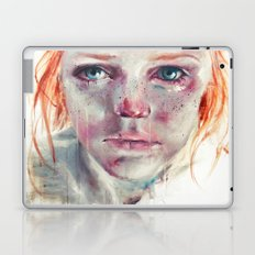 my eyes refuse to accept passive tears Laptop & iPad Skin