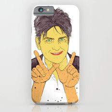 W is for Winning Slim Case iPhone 6s