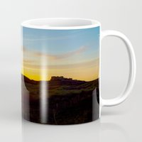 Winter Sunset In Bamburg… Mug