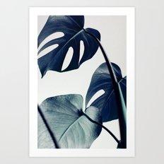 botanical vibes II Art Print