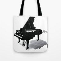 Pianist, Frédéric Chop… Tote Bag