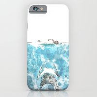 iPhone & iPod Case featuring Jaws by Capital Austin