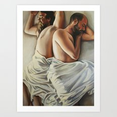 Origin of Love #1 Art Print