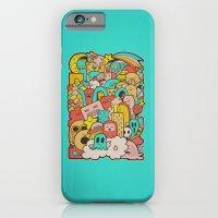 Doodleicious iPhone 6 Slim Case