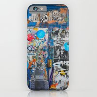 Graffiti Door NYC iPhone 6 Slim Case
