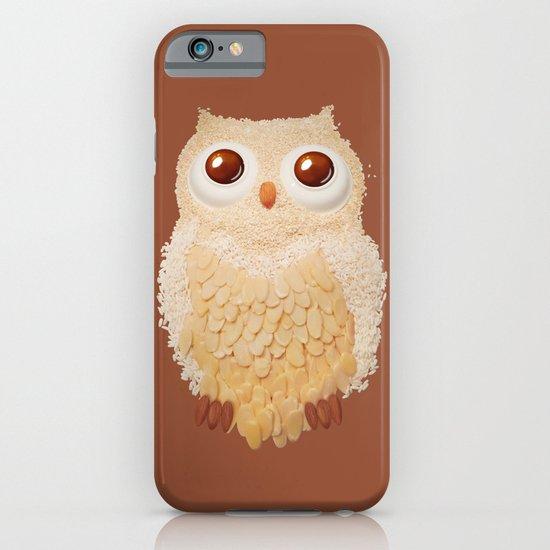 Owlmond 1 iPhone & iPod Case
