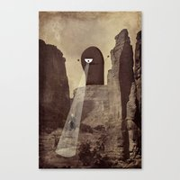 doom! Canvas Print