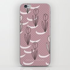 Tulips 01 iPhone & iPod Skin