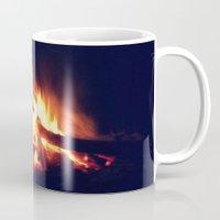 Streams Of Fire Mug