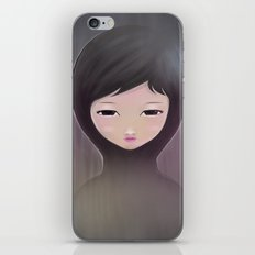 women_A iPhone & iPod Skin