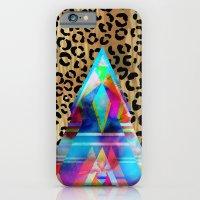 Leopard Prism {A} iPhone 6 Slim Case