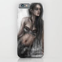 iPhone & iPod Case featuring Mermaid by Justin Gedak