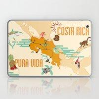 Costa Rica Laptop & iPad Skin