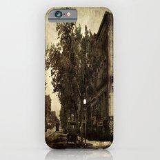Washington Street Scene iPhone 6s Slim Case