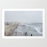 Los Angeles I Art Print