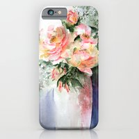 French Roses iPhone 6 Slim Case