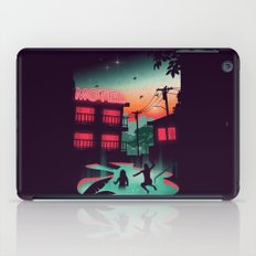 Night Swim iPad Case