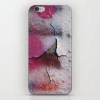 Pink Rumble iPhone & iPod Skin