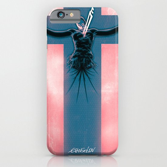 Lilth from Evangelion iPhone & iPod Case