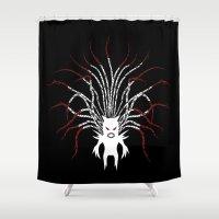 Karma Fairy [LIGHT] Shower Curtain