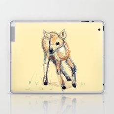 Wobbly Deer Laptop & iPad Skin