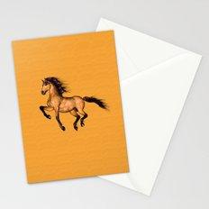 HORSE-Prairie dancer Stationery Cards