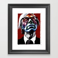 Andy Warhol Framed Art Print