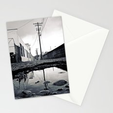 Urban Tacoma alley Stationery Cards