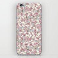 Rosas iPhone & iPod Skin