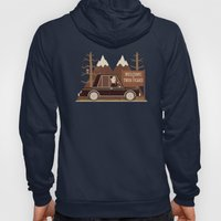 A Place Both Wonderful And Strange Hoody