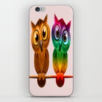 Friendship iPhone & iPod Skin
