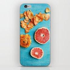 She Made Her Own Sunshine iPhone & iPod Skin