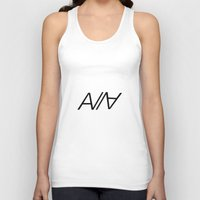 ABRCWESOME Unisex Tank Top